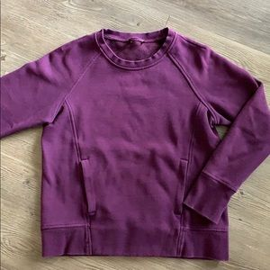 lululemon pullover (similar to current Scuba Crew)